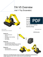 Tut01 e Excavator by BILAL PERVEZ