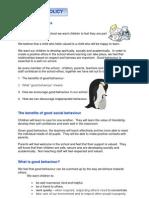 St Finbars - Behaviour Policy (Updated 2012)