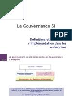 IDESYS Gouvernance SI
