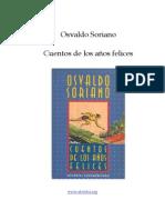 Soriano, Osvaldo - Cuentos de los años felices