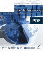 Service Innovation Policy Benchmarking2012