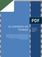 TEMA 3 Contrato de Trabajo