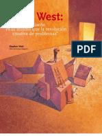"""Revista """"Harvard Deusto Business Review"""" (Enero 2009). Harry West"""