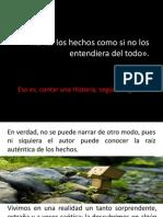 CLASE Nº27- La Historia como relato