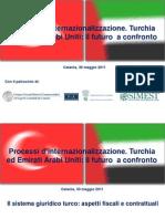Processi di Internazionalizzazione