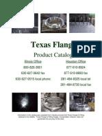 Flanges Texas Catalog