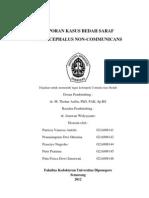 BEDAH SARAF Hidrocepalus Ec Schwanoma