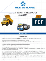 ALMDV Parts Catalogue June 2007