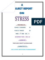 Stress.docx Vishal