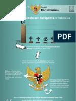 """""""Kebebasan Beragama di Indonesia"""""""
