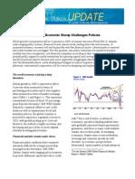 IMF World Economic Outlook, Update