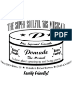 Pomade  - Book for Musical