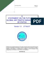 IFATCA Future ATM Statement v1.01