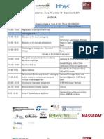 Sanitation Hackathon India - Agenda