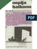 Novice Konoplja Na Balkonu