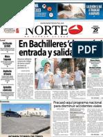 Periodico Norte de Ciudad Juárez 29 de Noviembre de 2012