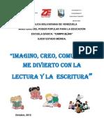 Escuela Campo Elias Plan Anual de Lectura