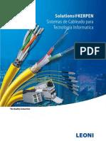 Sistemas de Cableado Tecnologia Informatica