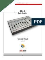 Arc 8 Manual