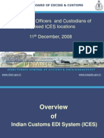 Presentation on 11 Dec 2008