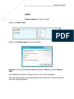 Rinominare Una Pagina - Wetpaint tutorial
