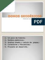 PPT DOMOS GEODÉSICOS