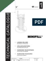 MINIFILL - Telescopic Chute