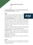 Evolução Histórica dos Sistemas de Controlo de Gestão