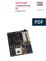 8030 Electrical & Electronic Engineering Adv Tech Dip