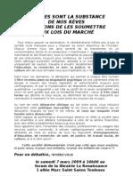 Tracte Collectif Sauvons La Clinique Midi-Pyrénnées