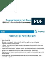 Modulo 4 - Comunicacao Interpessoal e Das Organizacoes REVISADO IMG 1