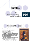Circles Intresting Facts