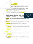 Practice Exam Sci 1101 Key