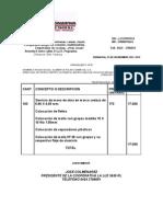 Cooperativa La Luz 5659RL