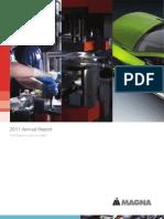 Magna 2011 Annual Report