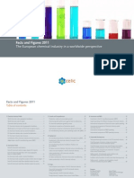 Cefic FF Rapport 2011 ChemicalVolumeOverview