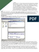 SAS for Windows Begining Tutorial