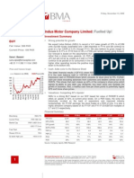 BMA InDepthe Indus Motor 13-Nov-09