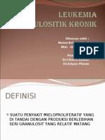 Leukemia Ganulositik Kronik123