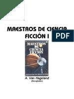 A. Van Hageland - Maestros De Ciencia Ficcion I