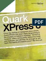 QuarkXPress8 MacUser Review