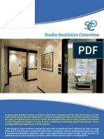 Brochure Studio Dentistico Cisternino