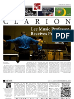 Lee Clarion Volume 67 Issue 5