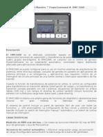 Power Command Dcm1000