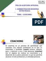 Coaching Wilma Escalante