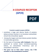 G Protein Coupled Receptor.