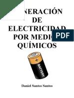 Generación de Electridad por medios químicos - Daniel Santos Santos