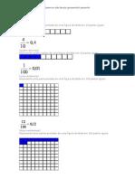 Representando os números decimais geometricamente