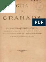 Guia de Granada