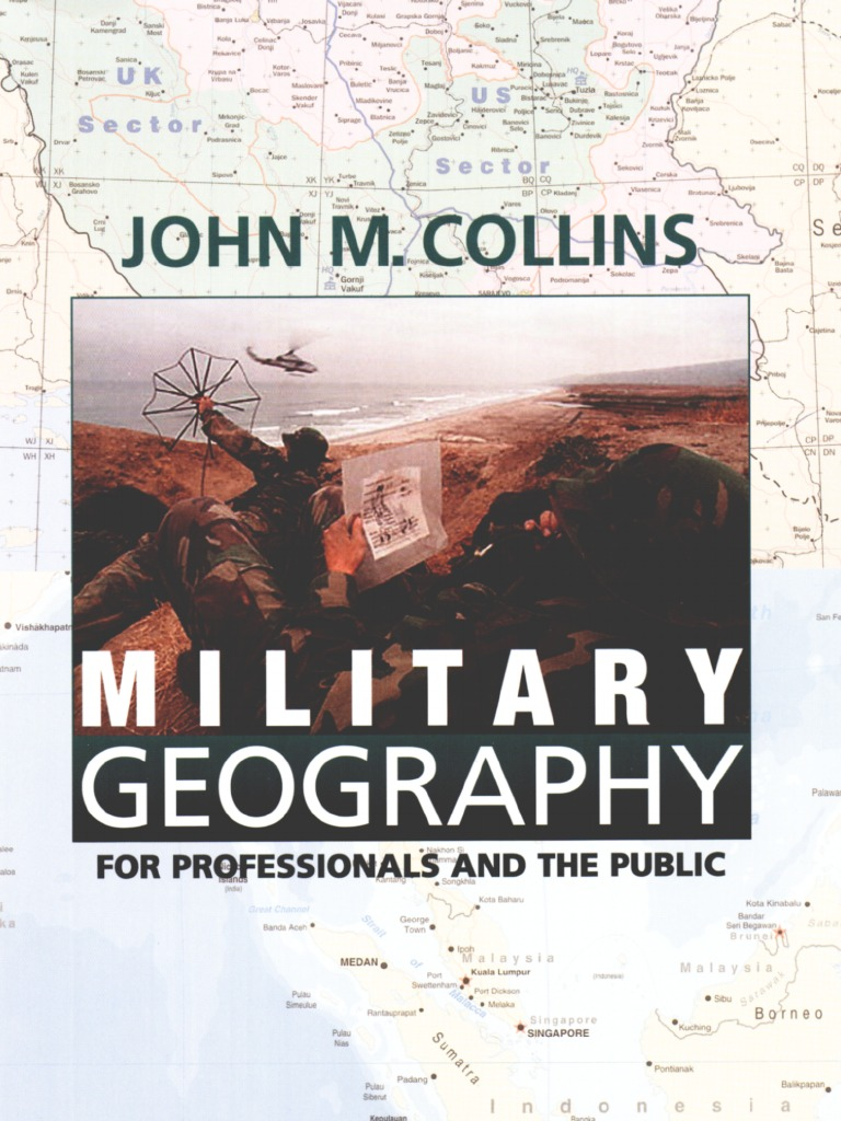 Military Geography By John M Collins